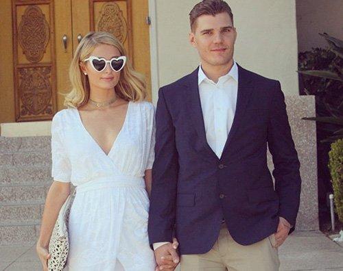 Paris Hilton Paris Hilton e Chirs Zylka si sono lasciati