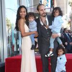 zOE 1 150x150 Zoe Saldana festeggia in famiglia la sua stella