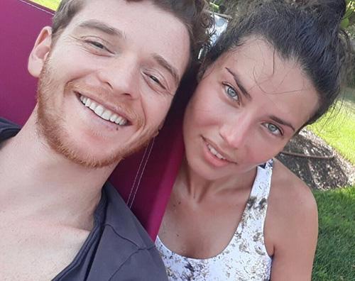 Adriana Lima Adriana Lima innamorata del suo Metin Hara