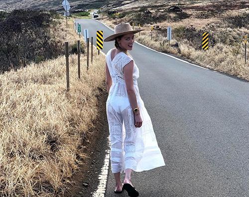 Amber Heard 1 Amber Heard stilosa a Maui