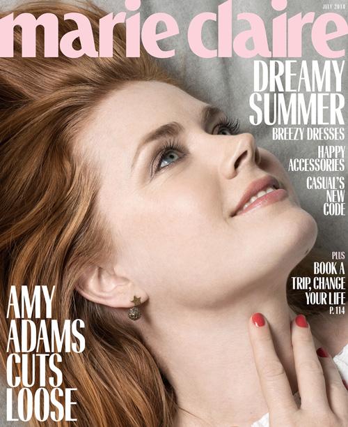 Amy Adams w Amy Adams si racconta su Marie Claire