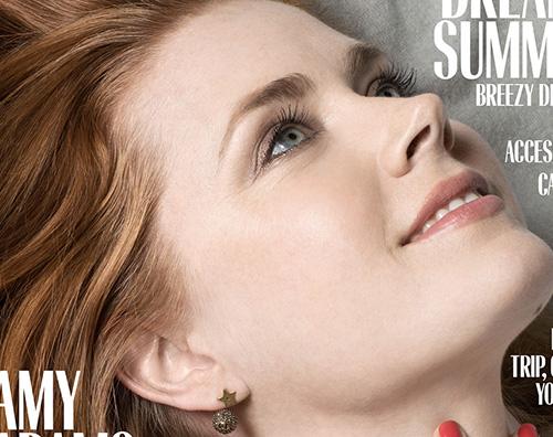 Amy Adams Amy Adams si racconta su Marie Claire