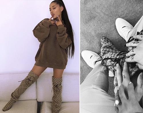 Ariana Grande 3 Ariana Grande e Pete Davidson preparano il loro nido d'amore