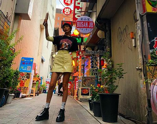 Bella Hadid 2 1 Bella Hadid a Seoul per ventiquattro ore