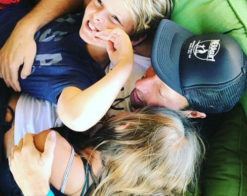 Chris Martin Gwyneth Paltrow, dedica a Chirs Martin per il Fathers Day