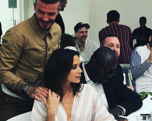 David Victoria Victoria e David Beckham, se questa è una coppia in crisi!