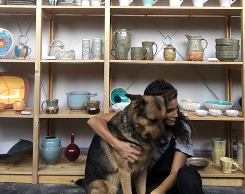 Ian Nikki 1 1 Ian Somerhalder dice addio al suo cane
