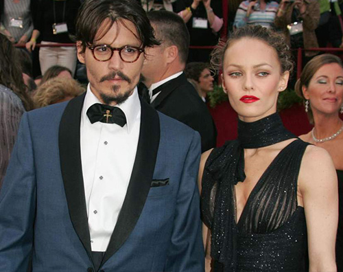 Johnny Vanessa Vanessa Paradis difende Johnny Depp dalle accuse di Amber