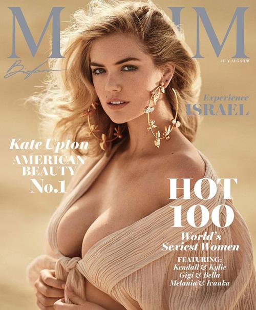 Kate Upton 2 E' Kate Upton la più Hot per Maxim