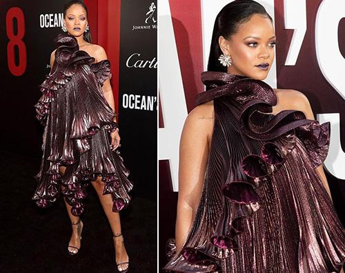 Rihanna Rihanna presenta 'Ocean's 8' a New York