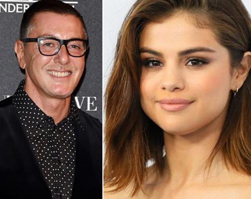 """Selena Gomez Stefano Gabbana: """"Selena Gomez è proprio brutta"""""""