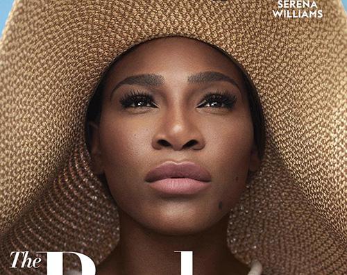"""Serena Cover 2 Serena Williams """"Potrei lasciare il tennis se avessi un altro figlio"""""""