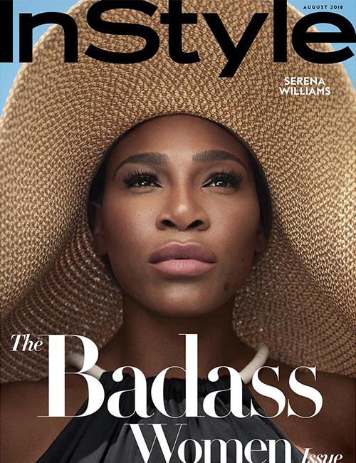 """Serena Williams Cover 1 Serena Williams """"Potrei lasciare il tennis se avessi un altro figlio"""""""