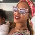 Beyonce 7 150x150 Beyonce, la foto dei gemelli fa impazzire il web