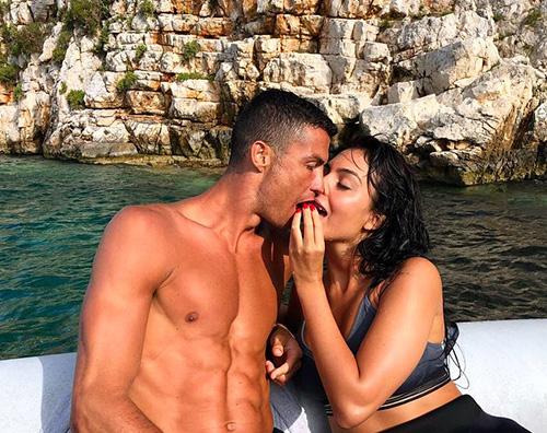 Cristiano Ronaldo 1 Cristiano Ronaldo è finalmente in vacanza!