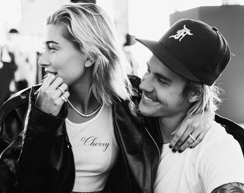 Justin Hailey 2 Justin Bieber conferma il fidanzamento con Hailey su Instagram