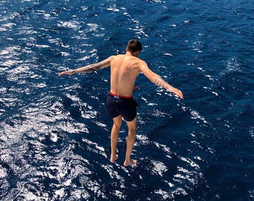 Liam Payne 2 1 Liam Payne si gode lestate da single