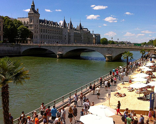 Parigi TheGossipers va in vacanza!