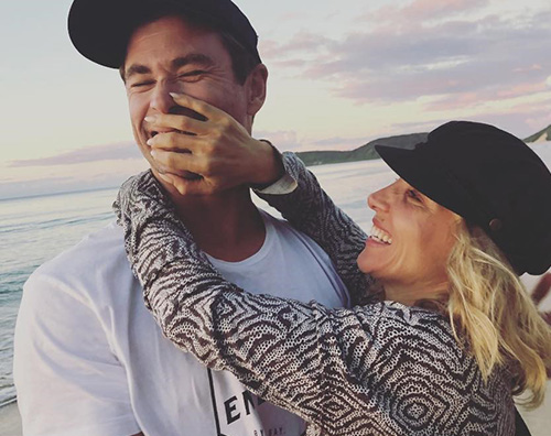 chris hemsworth Chris Hemsworth ed Elsa Patacky innamorati sui social