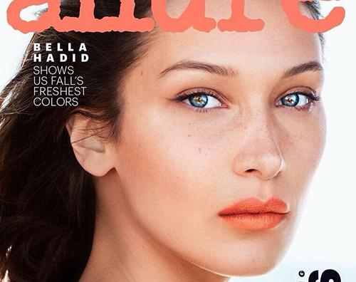 Bella 1 Bella Hadid è sulla cover di Allure