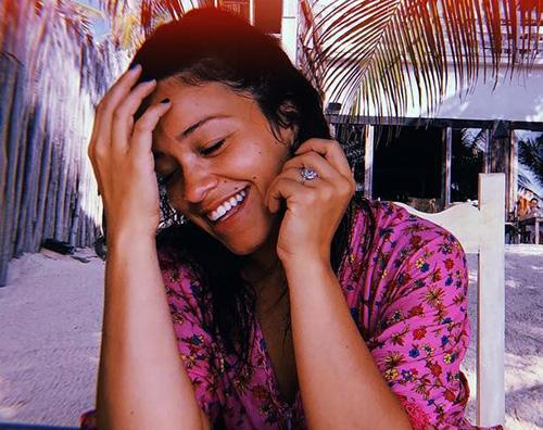 Gina Rodriguez 2 Gina Rodriguez si è fidanzata