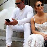 JLo 2 150x150 Vacanze a Capri anche per Jennifer Lopez
