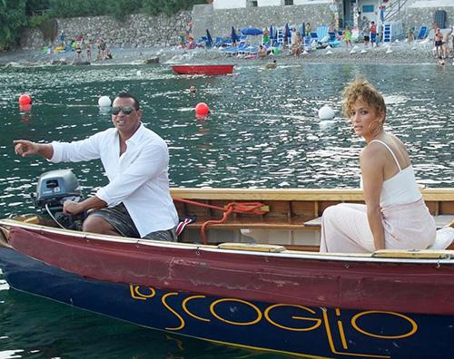 JLo Alex Rodriguez Capri TheGossipers JLo le vacanze romantiche in Italia sono finite