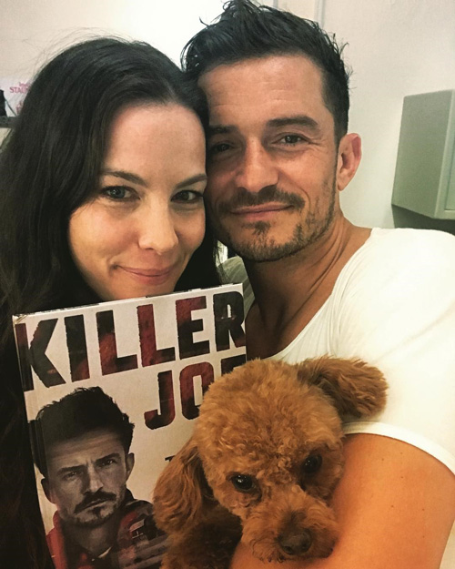 Orlando Bloom Reunion per Orlando Bloom e Liv Tyler