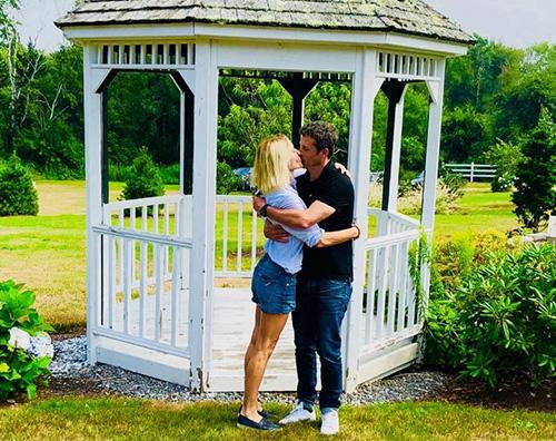 Patrick Dempsey Anniversario di matrimonio per Patrick Dempsey e sua moglie Jillian