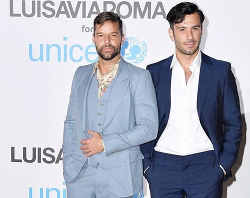 Ricky Martin 2 Ricky Martin fisico palestrato in Sardegna