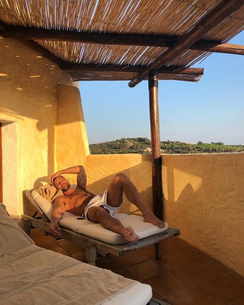 Ricky Martin Porto Cervo TheGossipers Ricky Martin si rilassa in Sardegna con Jwan