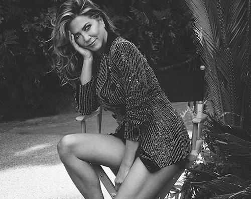 instyle Jennifer Aniston è sulla cover di In Style