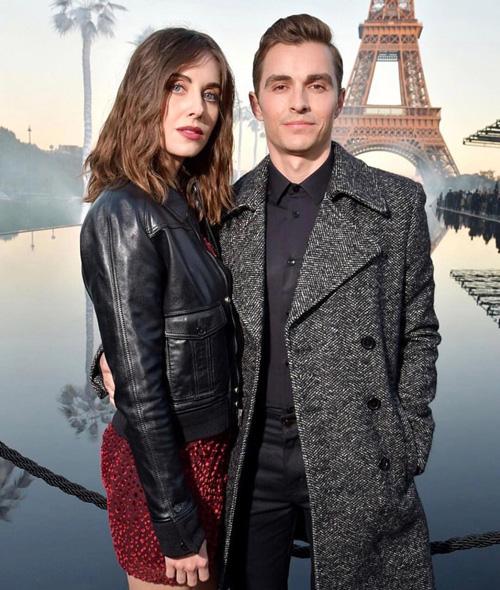 Alison Brie Dave Franco 2 Alison Brie e Dave Franco, una coppia glam a Parigi