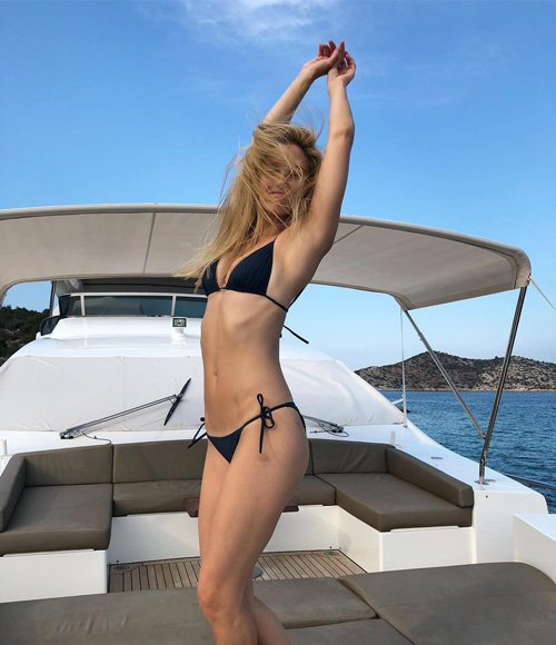 Bar Refaeli Bar Refaeli, bikini hot su Instagram