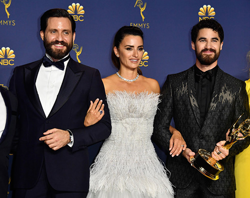 Cover Emmy Emmy 2018: la lista dei vincitori