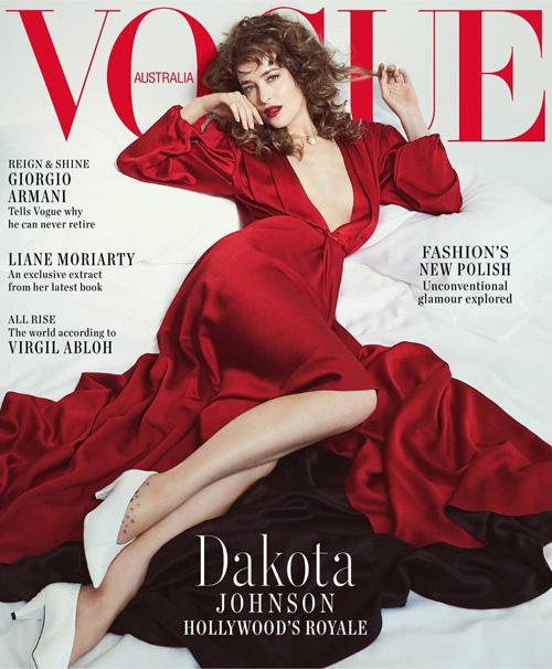 """Dakota Dakota Johnson: """"Chris Hemsworth ha un fisico pazzesco"""""""