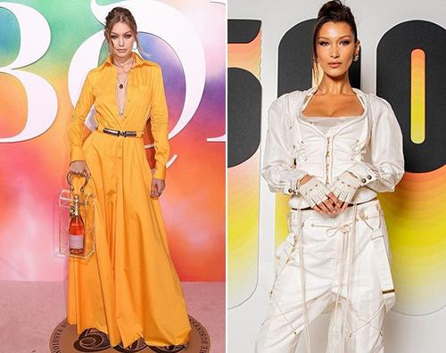 Gigi Hadid Bella Hadid NYFW 2018 thegossipers Gigi e Bella Hadid in tiro per un evento di gala a NY