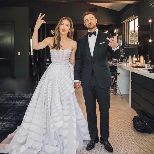 Justin Jessica Emmy 2018 TheGossipers Jessica Biel e Justin Timberlake bellissimi agli Emmy 2018