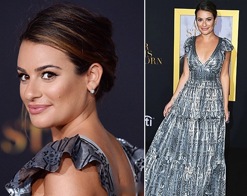 Lea Michele Lea Michele splendida sul red carpet
