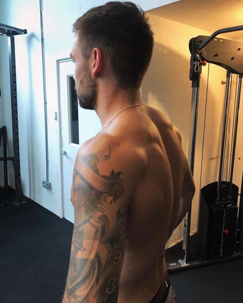 Liam Payne 2 Liam Payne mostra i muscoli su Instagram