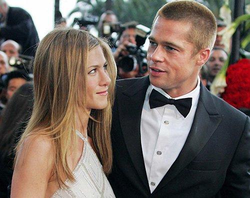 Jennifer Aniston Brad Pitt Brad Pitt e Jennifer Aniston, ritorno di fiamma?