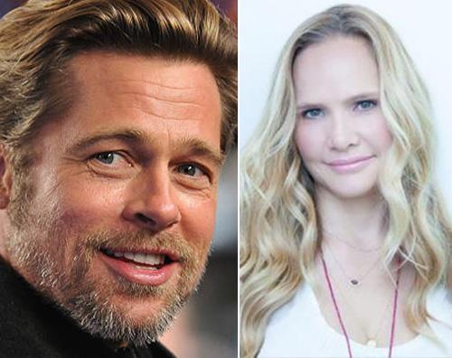 Brad Pitt Brad Pitt è single, ma esce con Sat Hari Khalsa