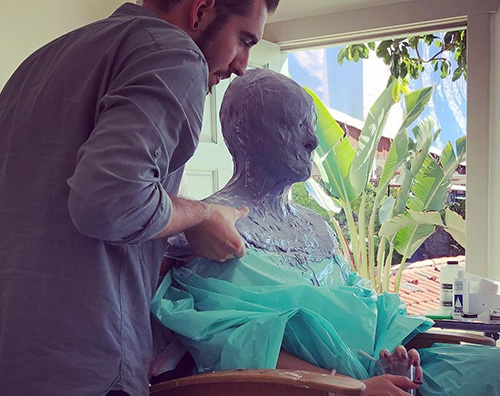 Drew Barrymore Indovina la celebrity