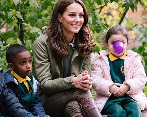 Kate Middleton Kate Middleton è ritornata a lavoro