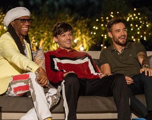 Liam Louis 2 Reunion a X Factor UK per Louis Tomlinson e Liam Payne