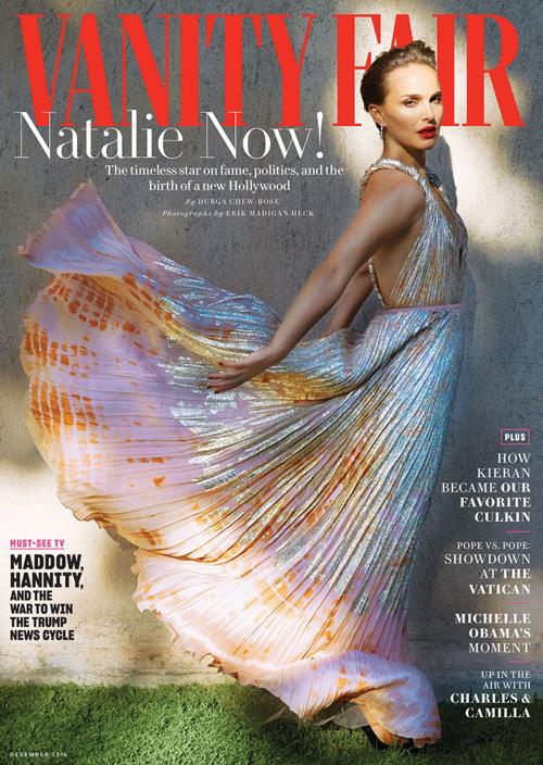 "Natalie Portman Natalie Portman: ""Ecco perché non ho mai avuto amici ad Hollywood"""