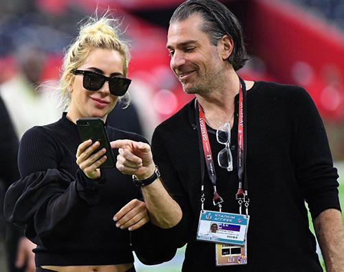 Lady Gaga Christian Carino Lady Gaga è fidanzata con Christian Carino