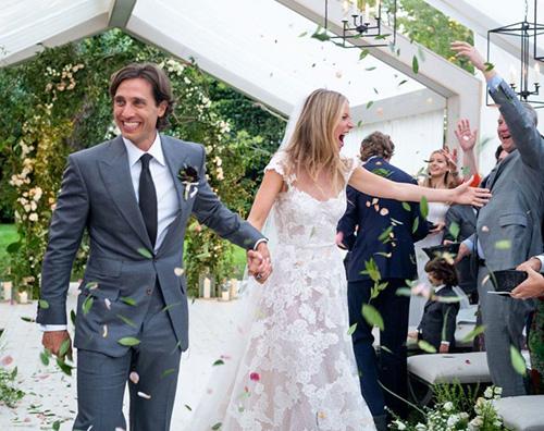 Gwyneth Paltrow 14 Gwyneth Paltrow, ecco le foto del matrimonio con Brad
