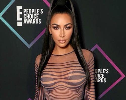 Kim Kardashian Peoples Choice Awards 2018, la lista dei vincitori