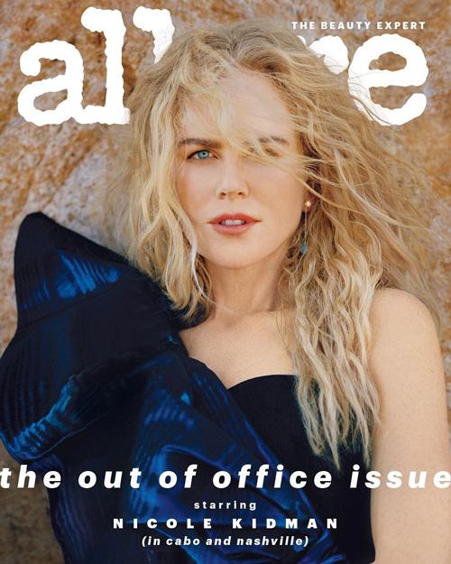 Nicole Kidman 1 Nicole Kidman: Non mi sento una celebrità